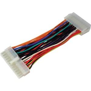 Cablu PC; mufa ATX (24 pini) la mufa ATX (20 pini); 0.1m