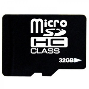 MICRO SD CARD SERIOUX, SFTF32AC10, 32 GB