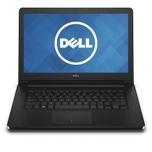 Laptop DELL, INSPIRON 14-3467, Intel Core i3-6006U, 2.00 GHz, HDD: 1 TB, RAM: 4 GB, unitate optica: DVD RW, video: Intel HD Graphics 520, webcam