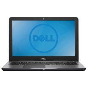 Laptop DELL, INSPIRON 5567, Intel Core i7-7500U, 2.70 GHz, HDD: 2 TB, RAM: 16 GB, unitate optica: DVD RW, video: Intel HD Graphics 620, AMD Radeon R7 M445, webcam