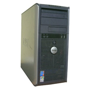 Dell OptiPlex GX520 Pentium D 805 2.6 GHz TOWER