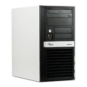 Fujitsu E5925 Core 2 Duo E8400 3 GHz TOWER