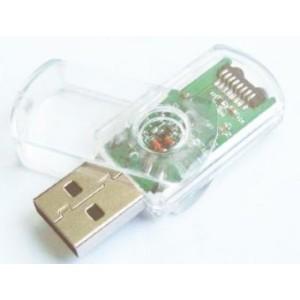 Gembird Adaptor; USB 2.0 M la IrDA
