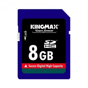 SD CARD KINGMAX