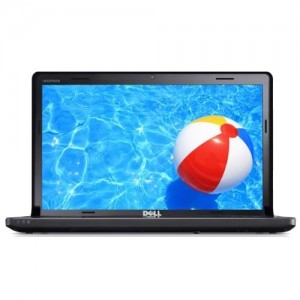 "Laptop DELL, INSPIRON 1564, Intel Core i3-330M, 2.13 GHz, HDD: 320 GB, RAM: 4 GB, unitate optica: DVD RW, video: Intel HD Graphics, webcam, 15.6"" LCD (WXGA), 1366 x 768"
