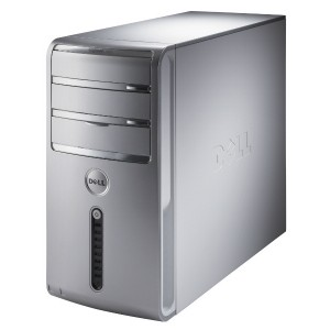 Dell Inspiron 530 Core 2 Duo E8200 2.67 GHz TOWER