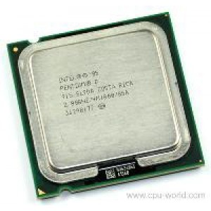 Intel Xeon 2.667 GHz + RADIATOR