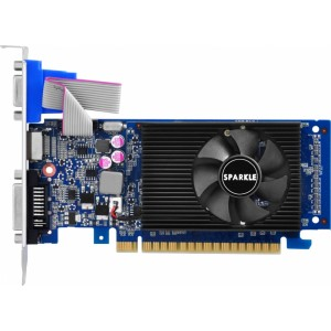 Placa video PALIT 2048 MB; GDDR3; 64 bit; PCI-E 8x; NVIDIA GeForce GT 610