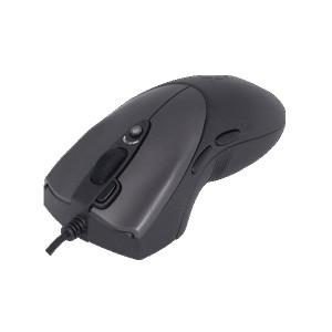 Mouse A4TECH; model: XL-730K; NEGRU; USB