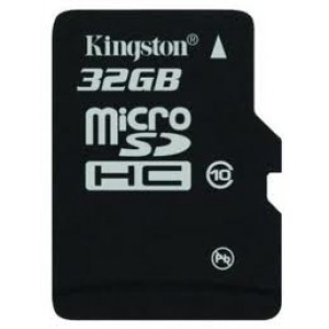 MICRO SD CARD KINGSTON