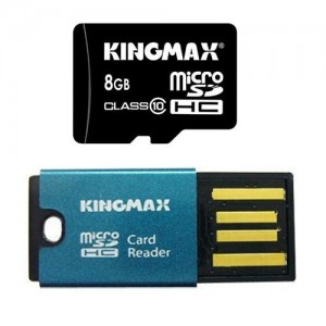 MICRO SD-HC KINGMAX