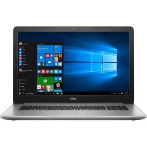 Laptop DELL, INSPIRON 5770, Intel Core i3-7020U, 2.30 GHz, HDD: 1TB, RAM: 8 GB, unitate optica: DVD RW, video: Intel HD Graphics 620, webcam