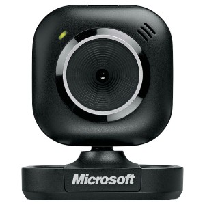 WEBCAM MICROSOFT; model: VX-2000; 1.3 MP