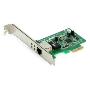 PLACA DE RETEA: TP-LINK TG-3468; 10/100/1000 Mbps; PCI-E