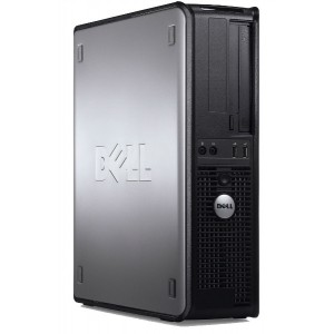 Dell OptiPlex 760 Core 2 Duo E7400 2800 MHz DESKTOP