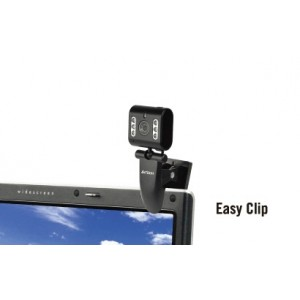 WEBCAM A4TECH; model: PK-333E; 5.0 MP