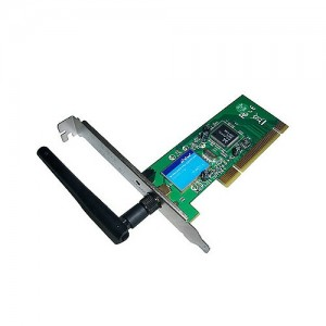 PLACA DE RETEA: SERIOUX N150PCI