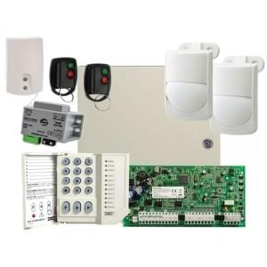 Sistem alarma antiefractie DSC pentru locuinte si afaceri