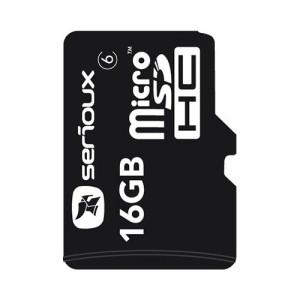 MICRO SD CARD SERIOUX, SFTF16AC06, 16 GB