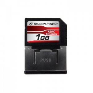 MMC  SILICON POWER, 1 GB