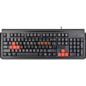 Tastatura A4TECH model G300 layout US NEGRU USB