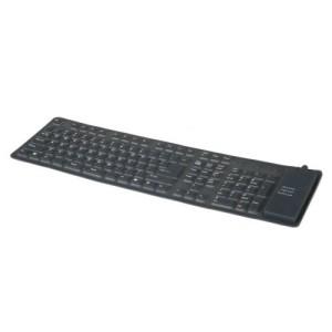 Tastatura A4TECH KB-109F-B, negru