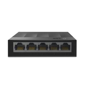 Switch TP-LINK, model: TL-LS1005G, 5 x RJ-45 10/100/1000