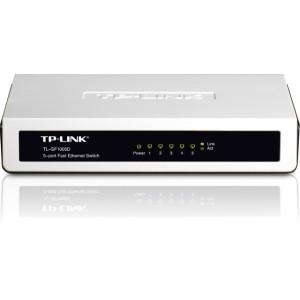 SWITCH TP-LINK; model: TL-SF1005D