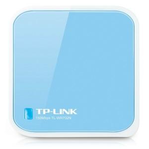 ROUTER TP-LINK; model: TL-WR702N