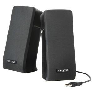 BOXE CREATIVE A40; USB