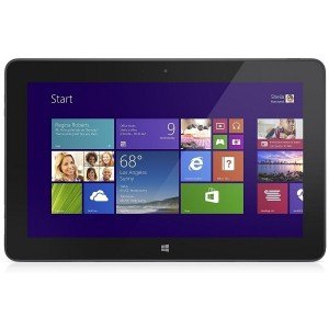 Tableta DELL, VENUE 11 PRO 7130, Intel Core I3-4020Y, 1.50 GHz, HDD: 128 GB SSD, RAM: 4 GB, video: Intel HD Graphics 5300, webcam