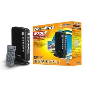 Tuner TV COMPRO W700 (telecomanda); EXTERN