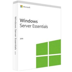 Microsoft Windows Essentials 2019 64bit Engleza, DVD, 1-2 CPU