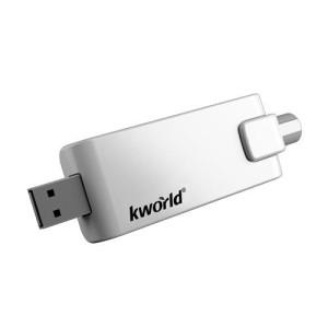 Tuner TV KWORLD model: X50 (telecomanda); USB