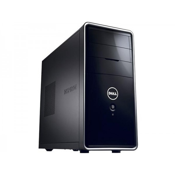 dell inspiron 620 intel dualcore g620 2 6 ghz tower. Black Bedroom Furniture Sets. Home Design Ideas
