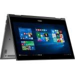 Laptop DELL, INSPIRON 5379,  Intel Core i7-8550U, 1.80 GHz, HDD: 1 TB, RAM: 8 GB, webcam