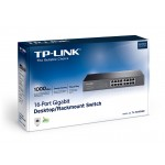 SWITCH TP-LINK; model: TL-SG1016D; PORTURI: 16 x RJ-45 10/100/1000