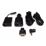 Genuine Targus Dell Tablet XPS 12 & 13 Car Adapter 90W + USB Charger