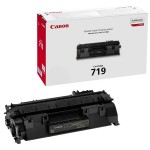 Toner Original pentru Canon Negru CRG-719, compatibil LBP6650/6300/MF5840/5880, 2100pag (CR3479B002AA)