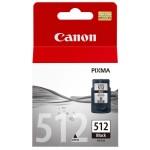 Cartus cerneala Original Canon PG-512 Negru, compatibil MP240/MP260 (BS2969B001AA)