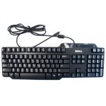 Tastatura DELL; model: card reader; layout: NOR; NEGRU; USB; CN0KW2297161625T0U7IA05, 0KW229""""