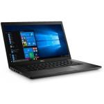 Laptop DELL, LATITUDE 7480,  Intel Core i5-7200U, 2.50 GHz, HDD: 256 GB, RAM: 8 GB, video: Intel HD Graphics 620