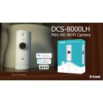 "WIRELESS CAMERA D-LINK  IP Camera; ""DCS-8000LH"""