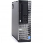 Dell, OPTIPLEX 9020,  Intel Core i5-4570, 3.20 GHz, HDD: 500 GB, RAM: 4 GB, unitate optica: DVD RW, video: Intel HD Graphics 4600, SFF