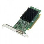 Placa video: NVIDIA Quadro 285 NVS; 128 MB; PCI-E; 1 x DMS-59; P583LC032347000SY""""