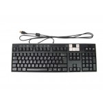 Genuine DELL Quality USB Multimedia Keyboard RUSSIA