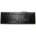 Tastatura A4TECH; model: KR-85; layout: US; NEGRU; USB