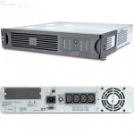 UPS APC; model: SMART 750VA; format: 1U; management; iesiri: USB,RS-232; fara baterii