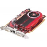 Placa video: AMD ATI  RADEON 4650; 1024 MB; PCI-E 16x; DVI-I; 2 x DISPLAY PORT; ; SH