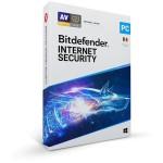 Antivirus Bitdefender Internet Security, 1 an,1 PC, Retail